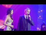 Andrea Bocelli &amp Aida Garifullina - Time To Say Goodbye - David Foster Miracle Gala &amp Concert 2013