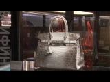 Актриса Джейн Биркин обратилась к фирме HERMES с просьбой убрать ее имя из названия сумок Birkin.#брифинг