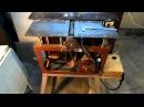 Обзор самодельного фуговально,циркулярного,токарного станка