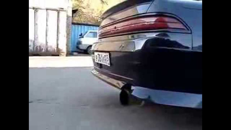 Toyota Mark II JZX90 M!T with 2JZ GTE block