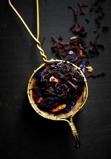 Час пити чай. Осінь. #чай
