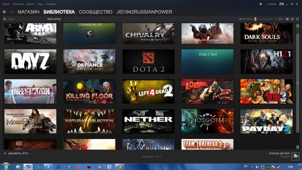 Продам аккаунт Steam с почтой