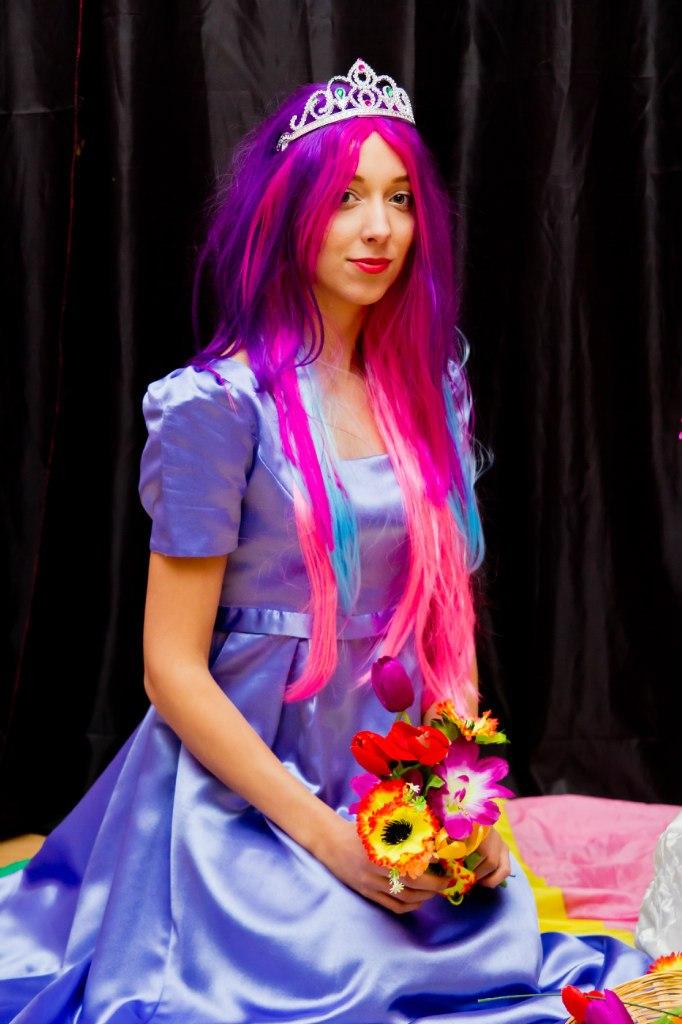 день рождения для детей аниматоры принцессы Запорожье