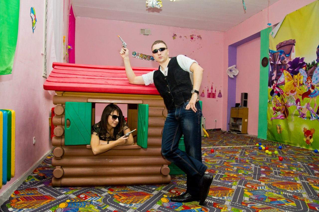 детский день рождения запорожье сценарий праздника шпионы спецагенты
