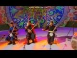 Тувинская народная песня Эне-сай. Исполняет ансамбль горлового пения Эртине
