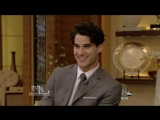 Darren Criss on Live with Kelly and Michael - May 4, 2015