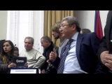 Скандальная сессия горсовета Запорожья с Ляшко ч.1