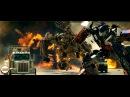 Optimus Prime VS Bonecrusher