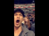 """Shadowhunters Events on Instagram: """"VIDEO: @harryshumjr and @isaiahmustafa at a game. #Shadowhunters  Credit: harryshumjr 