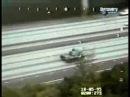 Молниеносные катастрофы Погоня за танком
