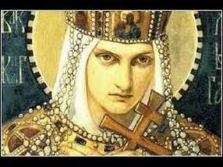 Княгиня Ольга.Первая Святая Древней Руси.Тайные знаки