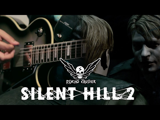 Theme of Laura (Silent Hill 2) Guitar Rock Cover - Psycho Crusher