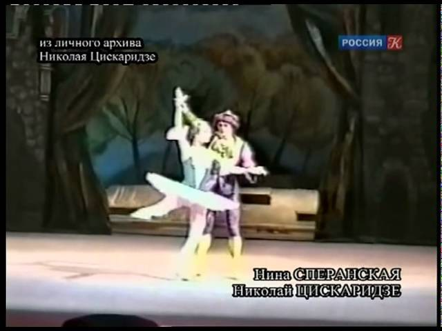 Ballet Chipollino - Цискаридзе-Балет Чиполлино - Absolute pitch