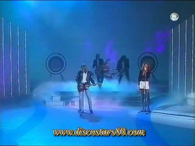 Blue System - Love Is Such A Lonely Sword (ARD-Stars ins Gluck 25.08.1990)