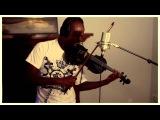Dubstep Violin Originator - The Mad Violinist (improv) - Bassnectar &amp E.Goulding Lights