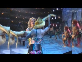 Britney Spears - I'm Slave For U (MTV Video Music Awards 2001)