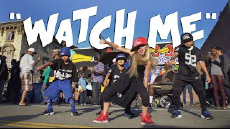 Silento - Watch Me (Whip/Nae Nae)   YAK x TURFinc Dem Bague Boyz Phoenix Lil'Mini WatchMeDanceOn
