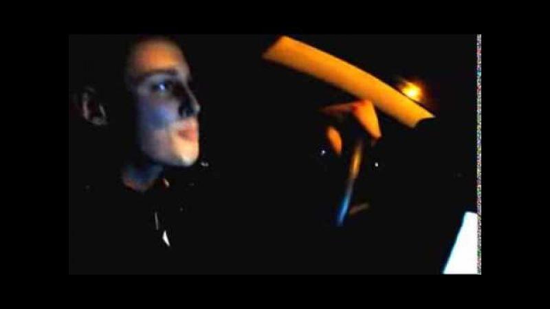Зачитал в машине