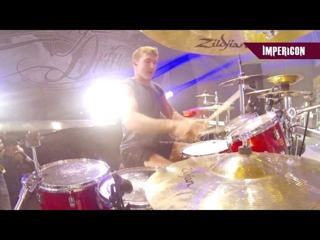 Parkway Drive - Swing (Official HD Live Video/Vans Warped Tour)