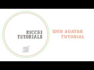 Web avatar tutorial HD vol2