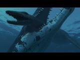 Динозавры в наше время!!!На пляж Новой Зеландии вбросило огромного доисторического монстра!!