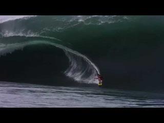 Сёрфинг и большие волны