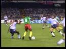 Камерун-Англия.1/4.Чемпионат мира по футболу 1990г.