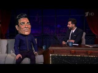 Вечерний Ургант. Робби Уильямс в гостях у Ивана Урганта (10.04.2015) Robbie Williams