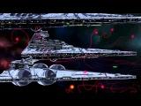 Star Wars Tie Fighter Anime by Paul Johnson