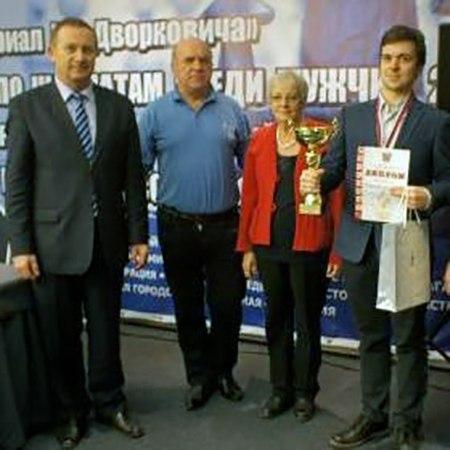 В Таганроге состоялось закрытии «Мемориала Владимира Дворковича» - этапа Кубка России по шахматам