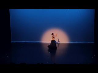 Samantha Emanuel Black Swan NYC 2014