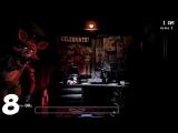 Пасхалки Five Nights At Freddys - 10 фактов о Фокси!