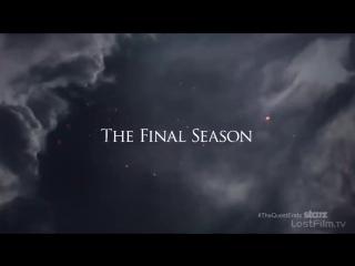 ДЕМОНЫ ДА ВИНЧИ (DA VINCI'S DEMONS) - Озвученный тизер к финальному 3 сезону.