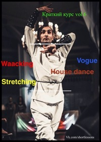 Краткий курс vol.6 ( Waacking,Vogue,House)