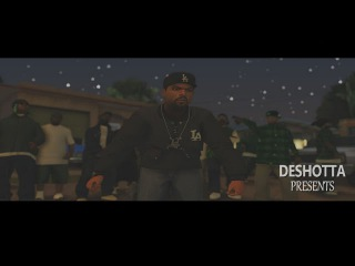 Ice Cube - All Day, Every Day - GTA San Andreas