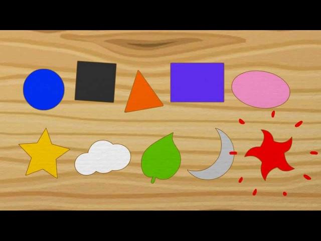 Учим цвета | Учим фигуры | Пеку печенье | Learn shapes | Learn colors | 21
