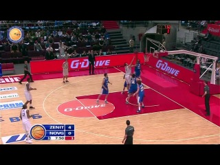 Play of the Day - D.J. Stephens (Zenit)
