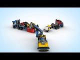 LEGO® Creator - Autotransporter