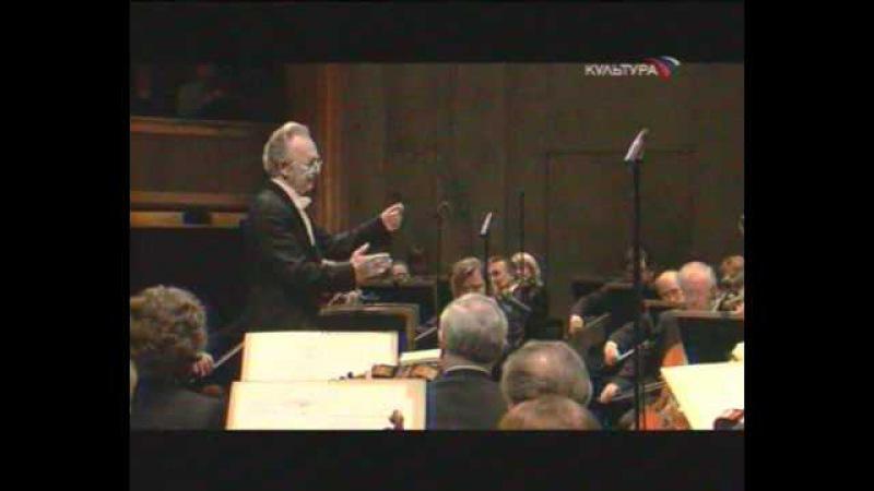 Чайковский - 6-я симфония. часть первая