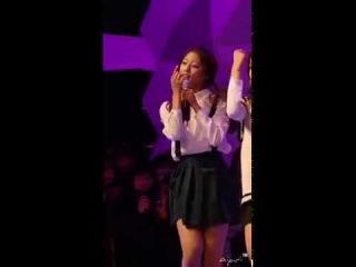 141221 러블리즈 Lovelyz - Candy Jelly Love 직캠 코엑스 정예인