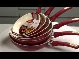 Итальянские сковородки для индукционных плит TESCOMA VITAPAN ø 20, 24, 26 and 28 cm