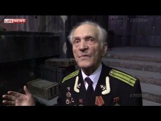 Последний участник штурма Рейхстага оценил копию здания в Петербурге