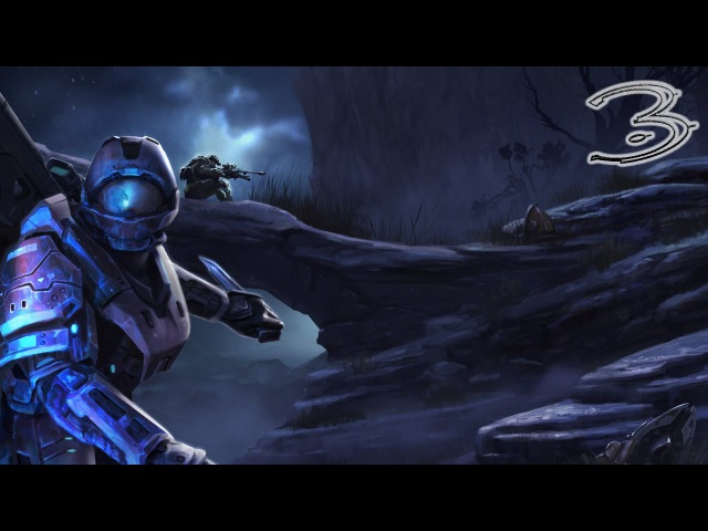 Сумерки [Halo Reach с русскими субтитрами 3]