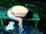 Пьяная малолетка в Перми