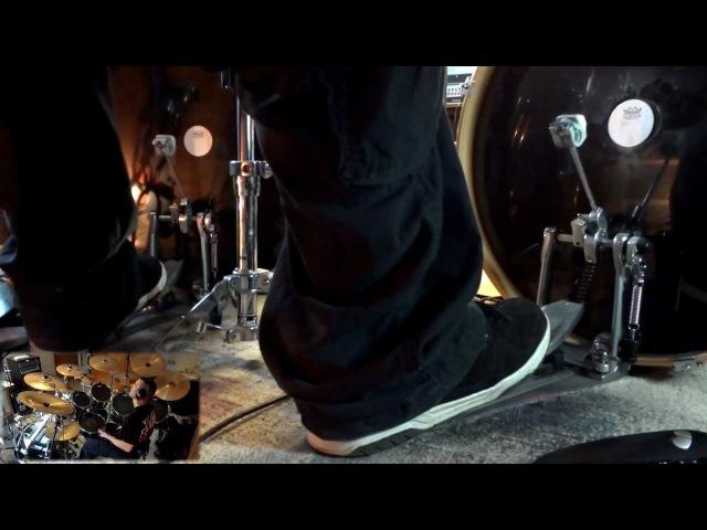 FSR Drum Lesson 2 - Cool Double Bass Beats