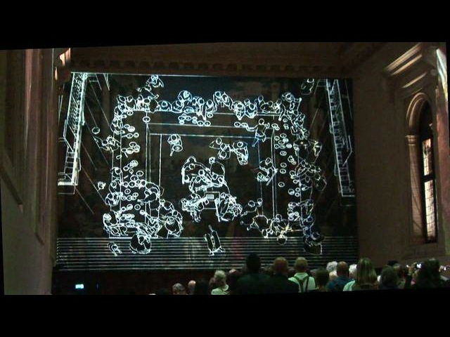 The wedding at Cana, a vision by Peter Greenaway