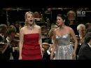 HD Elina Garanca, Anna Netrebko - Flower Duet, Lakme.