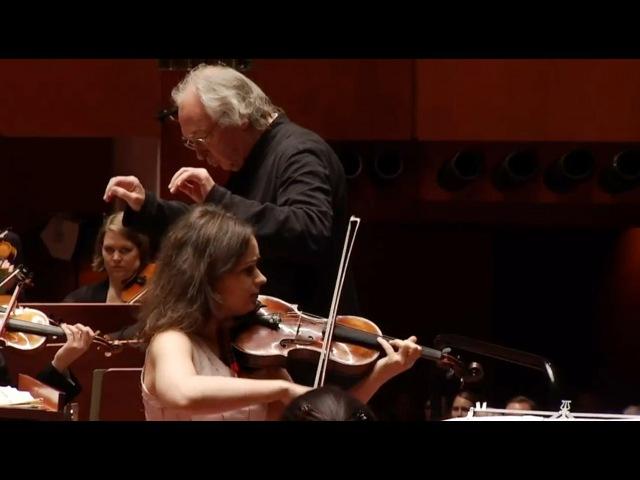 Beethoven Violinkonzert ∙ hr-Sinfonieorchester ∙ Patricia Kopatchinskaja ∙ Philippe Herreweghe