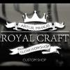 ROYAL CRAFT GUITARS