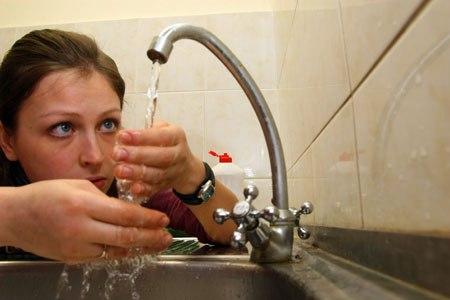 В Таганрог несколько дней вода будет поступать с пониженным давлением
